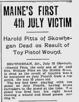 Lewiston Journal 15 Jul 1909